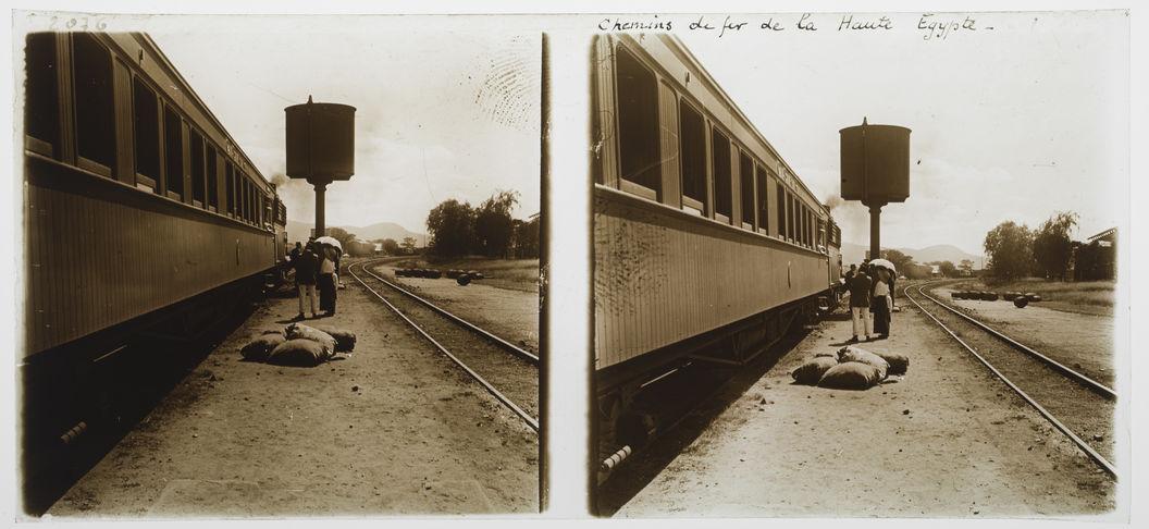 Chemins de fer de la Haute Egypte