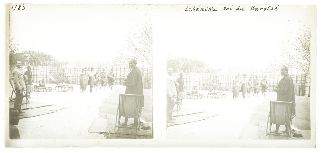 Lébénika, roi du Barotsé