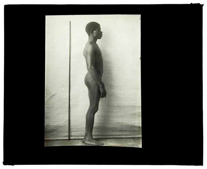 Type de Cuambi, nègre Kacuambi, Paris, Novembre 1919
