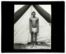 Type de Dundulu ou de Barotsé à Candambo, campement du 28 octobre 1913