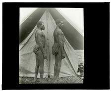 Types de Dundulus, Basse Luéti, campement du 17 novembre 1913