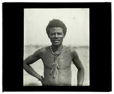 Type de Mushimba, le nègre Jamba, bas-Cunène