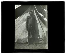 Type de Wamashi, confluent Luanginga-Mosuma, campement 12 octobre 1913 [homme,...