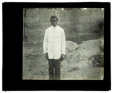 Type de Cuambi, le nègre Kacuambi à Huilla