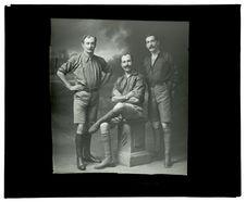 Sans titre [Gustave Grimaud, Gabriel Grimaud et Jacques de Rohan-Chabot]