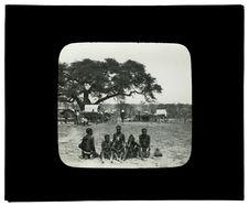 Sans titre [groupe de femmes à Omkombo]