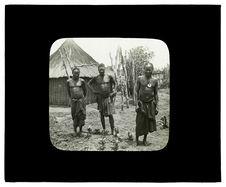 Sans titre [Wamachis habitant Kamunyiana entre le Capui et la Luéti]