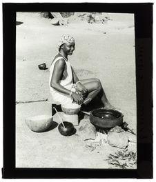 Femme à Batié