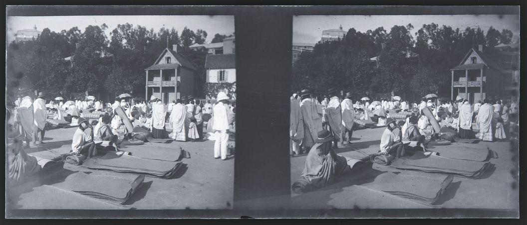 Sans titre [un marché à Antananarivo]